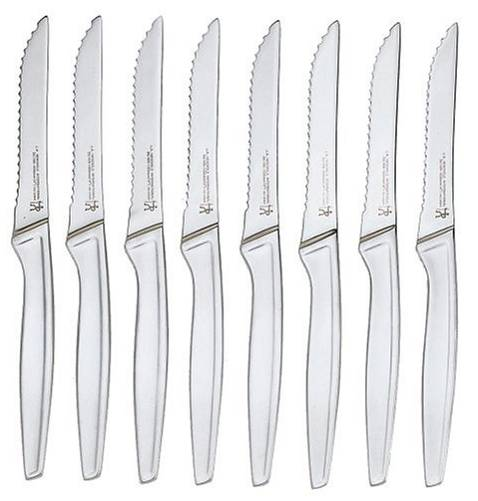 J.A. Henckels Stainless Steel Steak Knives