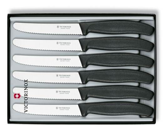 Victorinox Steak Knives Set