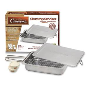 camerons stovetop smoker for meat