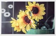 Sunflowers Kitchen Rug