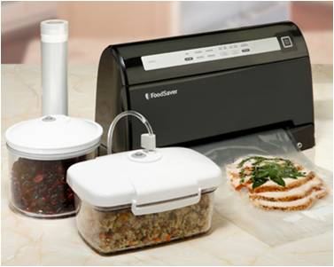 Food Vacuum Sealer Machine Guide