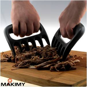 Makimy Meat Shredder Claws