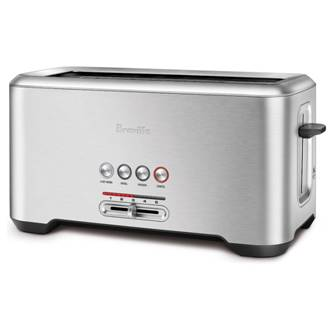 Breville BTA730XL Long Slot A Bit More Toaster