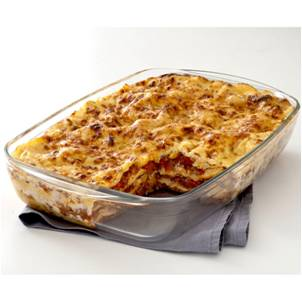 Borosilicate Glass Lasagna Roaster Pan