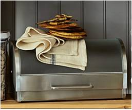 Best Stainless Steel Bread Box