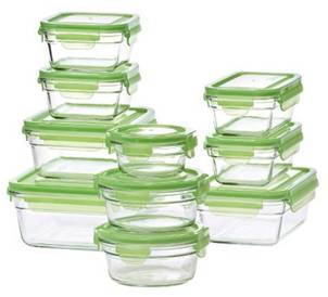 Best Glass Kitchen Food Storage Container Review