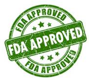 FDA Approved for Food Safety