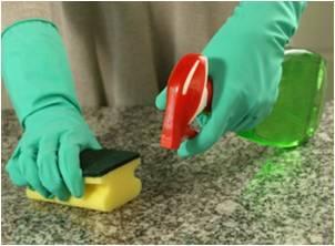 Kitchen Marble Granite Countertop Cleaners Comparison