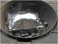 Smoker Bag Outdoor Grill