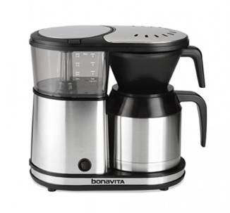 Bonavita BV1900TS Pour Over Coffee Maker