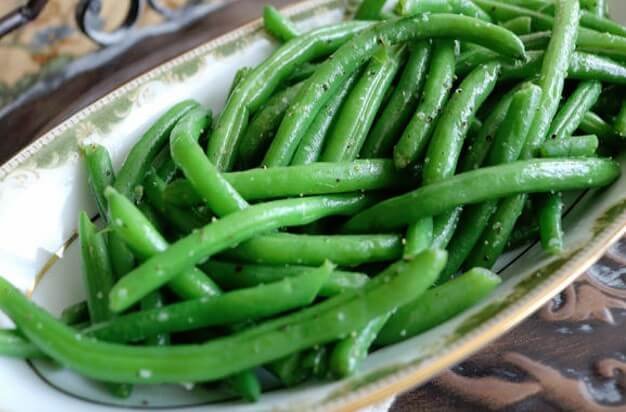 How to Blanch Fresh Green Beans