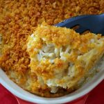 Lighter Easy Cheesy Hashbrown Casserole Recipe