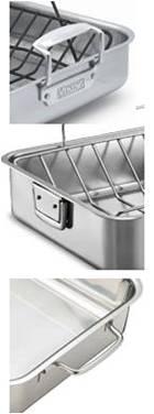 Roaster Pan Handle Types