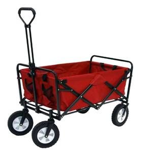 MAC Sports Collapsible Folding Utility Wagon