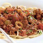 Best Meaty Crock Pot Spaghetti Sauce Recipe
