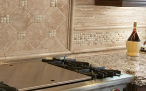 Natural Stone Backsplash best decorative kitchen backsplash tile guide