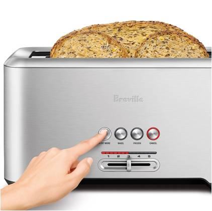 Is it Time to add a Long Slot Toaster to your Kitchen Arsenal