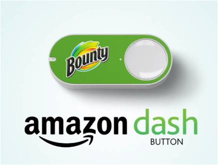 Review Why Amazon Dash is the Perfect Pantry Partner